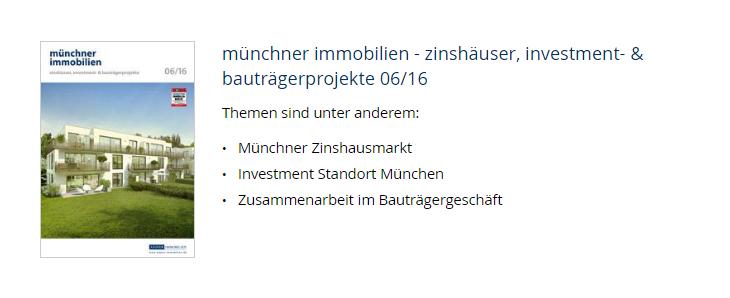 Zinshaus Newsletter